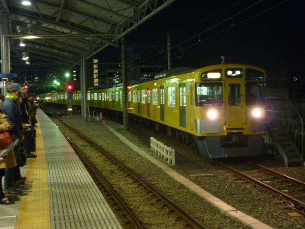 2014-12-13 西武9106F 出庫