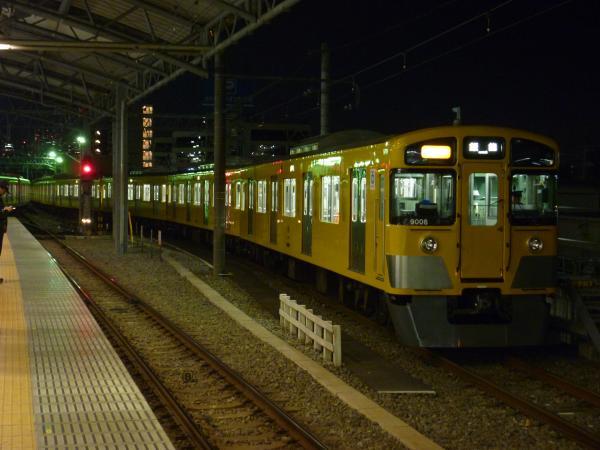 2014-12-13 西武9106F 出庫待ち