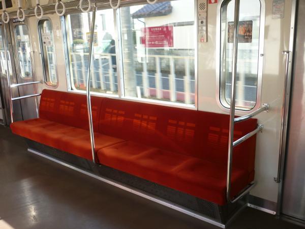 2013-12-15 西武9105F 座席