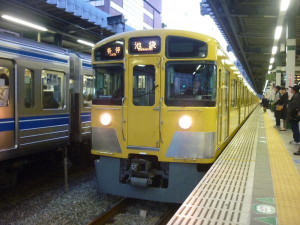 2014-03-28 西武2073F 各停池袋行き 5510レ
