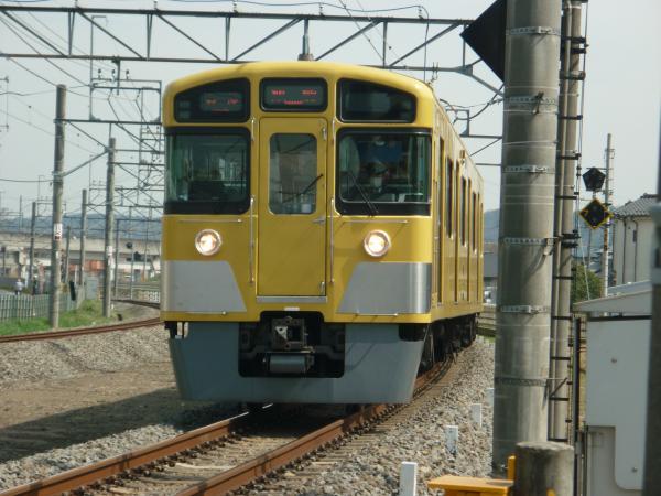2014-03-29 西武2073F 各停飯能行き 5113レ