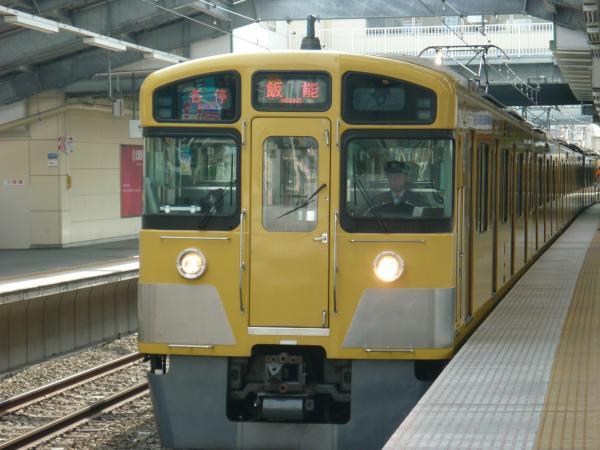 2014-03-29 西武2073F 各停飯能行き1 5107レ