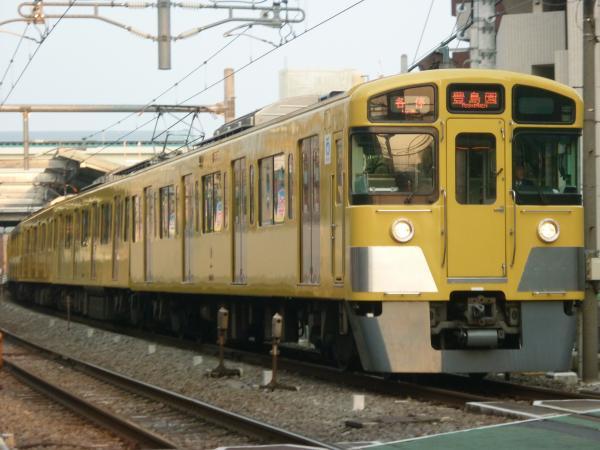 2014-04-23 西武2073F 各停豊島園行き 5509レ