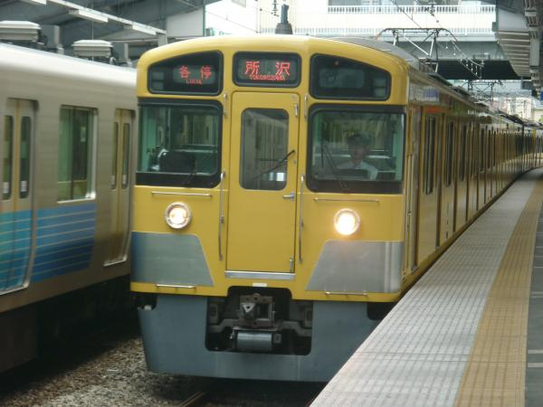 2014-05-02 西武2073F 各停所沢行き1 5305レ