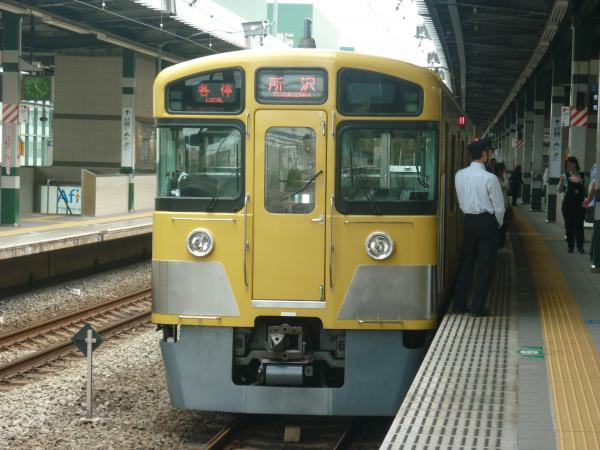 2014-05-02 西武2073F 各停所沢行き2 5305レ
