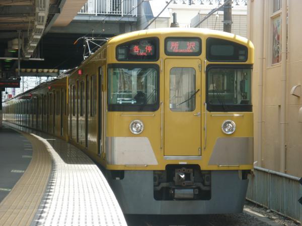 2014-05-02 西武2073F 各停所沢行き3 5305レ