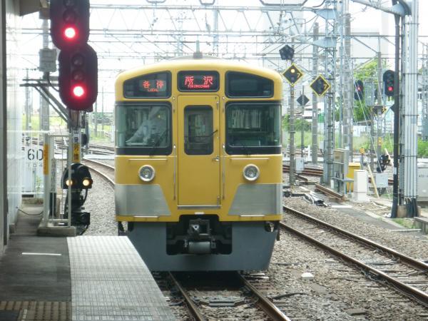 2014-05-02 西武2073F 各停所沢行き7 5305レ