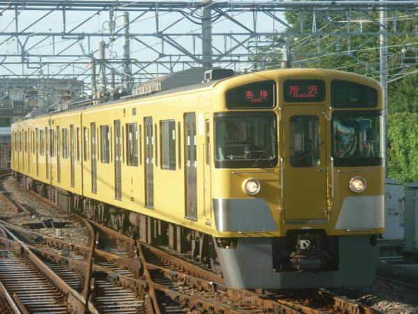 2014-07-28 西武2073F 各停所沢行き 5315レ