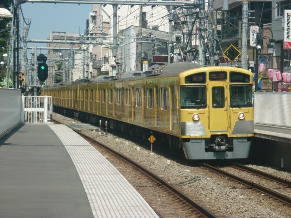 2014-07-30 西武2073F 各停池袋行き 5446レ