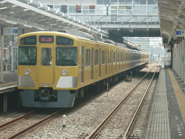 2014-08-18 西武2073F 回送3