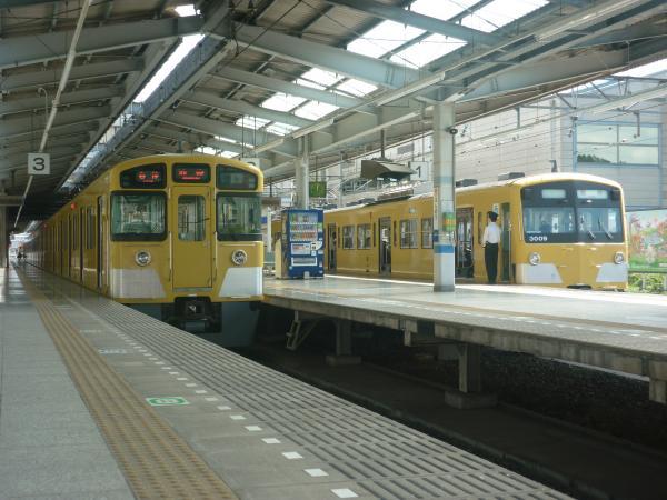 2014-09-27 西武2073F 3009F