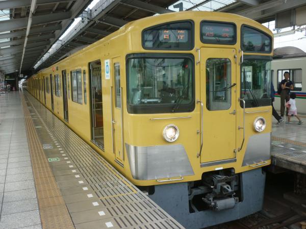 2014-09-27 西武2073F 各停池袋行き 5112レ