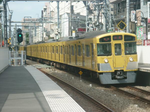 2014-09-27 西武2073F 各停池袋行き 5444レ