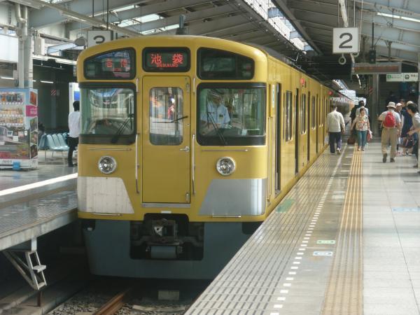 2014-09-27 西武2073F 各停池袋行き1 5106レ