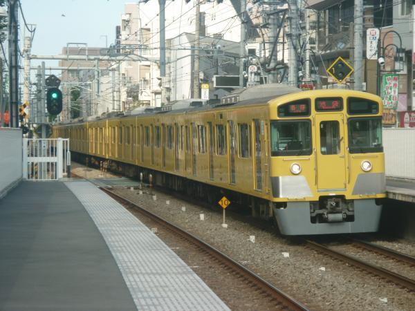 2014-10-18 西武2073F 各停池袋行き 5854レ