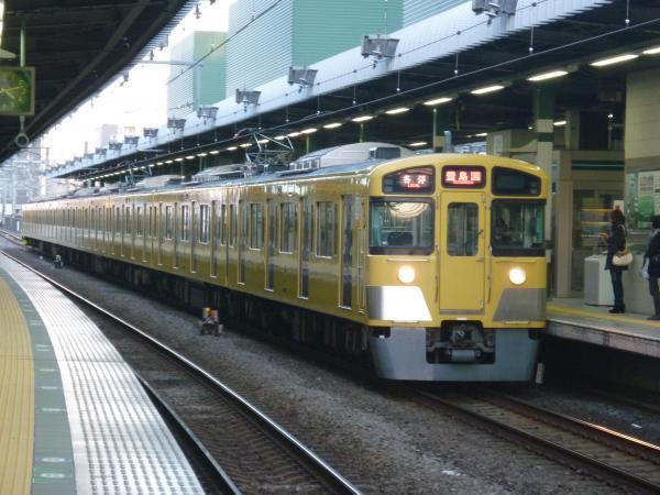 2014-11-15 西武2073F 各停豊島園行き1 5487レ