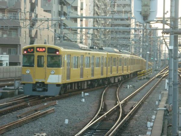 2014-11-15 西武2073F 各停豊島園行き4 5487レ