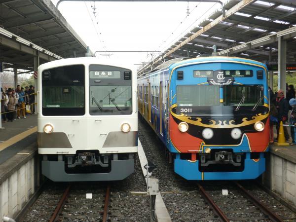 2014-12-20 西武1253F 3011F 1