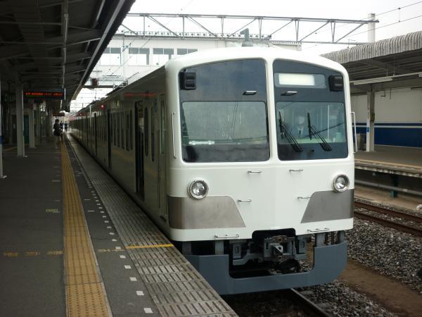 2014-12-20 西武1253F 白幕 6129レ
