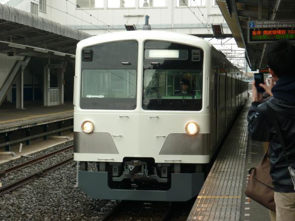 2014-12-20 西武1253F 白幕 6130レ