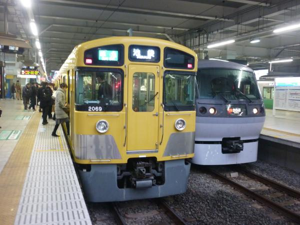 2014-12-20 西武2069F 準急池袋行き 4314レ
