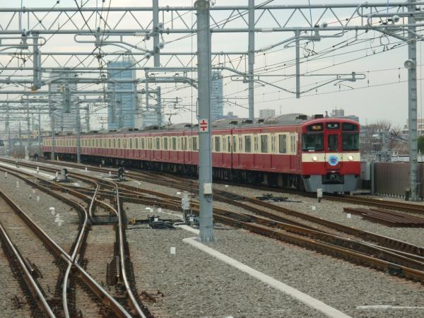 2014-12-20 西武9103F 急行池袋行き 2120レ