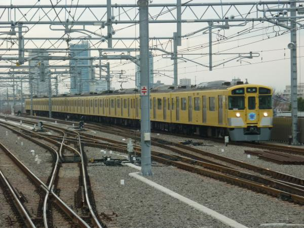 2014-12-20 西武9108F 快速池袋行き 3112レ