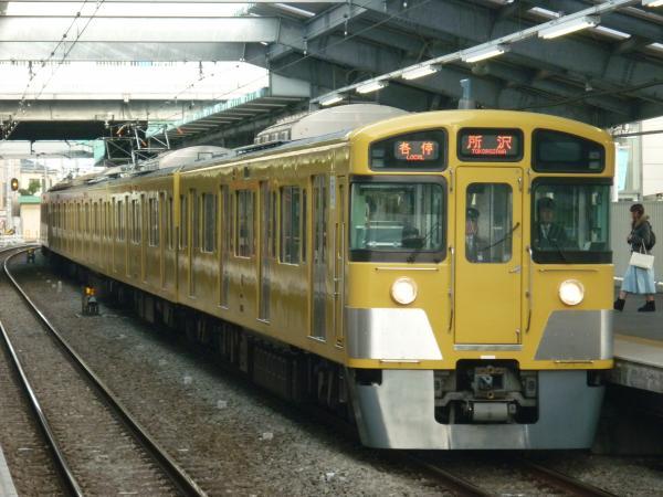 2014-03-29 西武2531F+2533F 各停所沢行き1 5313レ