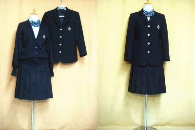 東大阪大学敬愛高等学校の制服