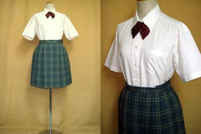 東洋高等学校の中古制服