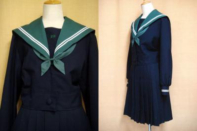 八尾東高等学校の中古制服