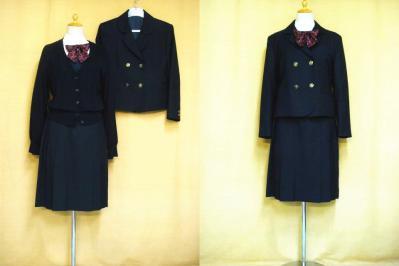 夙川学院高等学校の中古制服