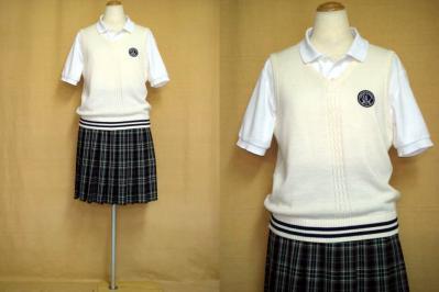 植草学園大学付属高等学校の中古制服