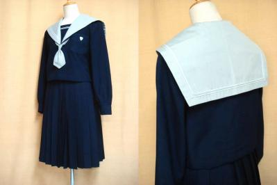 四天王寺中学校の中古制服