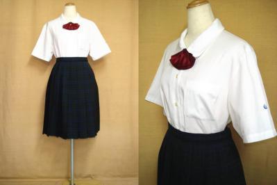 城南学園高等学校の中古制服