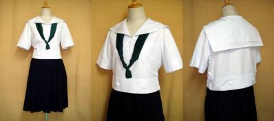 樟蔭東高等学校の中古制服