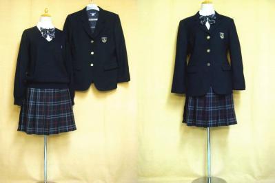 鵠沼高等学校の中古制服