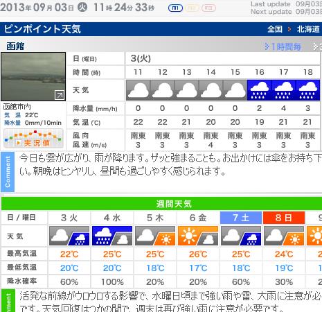 09-03天気
