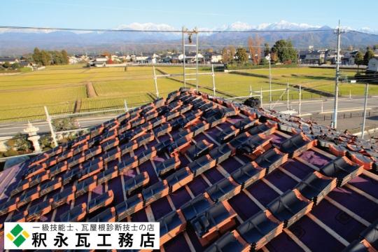 釈永瓦工務店 自宅新築工事6
