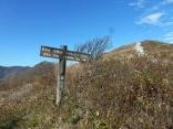 大将旗山への登山口