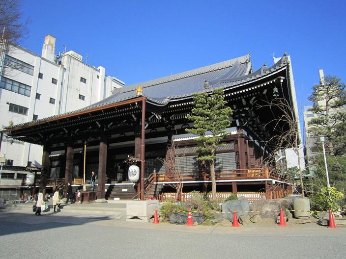 本能寺本堂