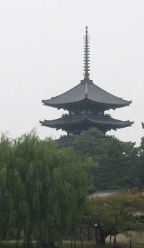 正倉院展と興福寺 002