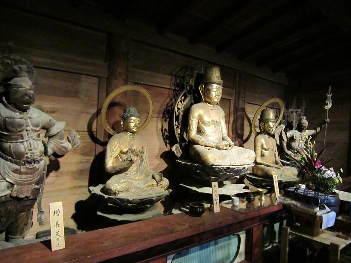 篠山大国寺仏像
