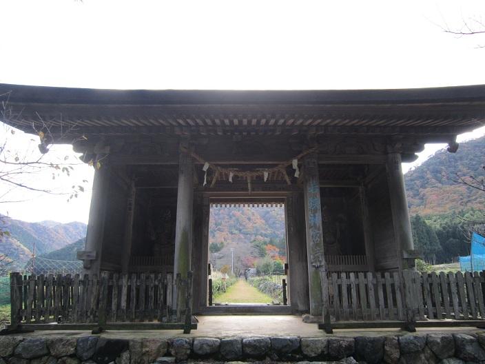 神宮寺山門