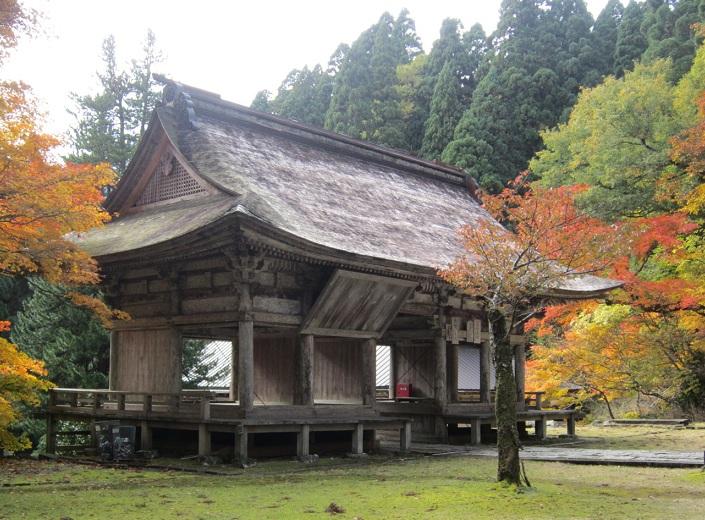 名草神社拝殿2