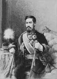 明治天皇肖像画