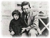 尾崎秀実と娘