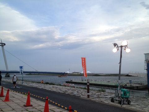 臨海公園ナイトラン2