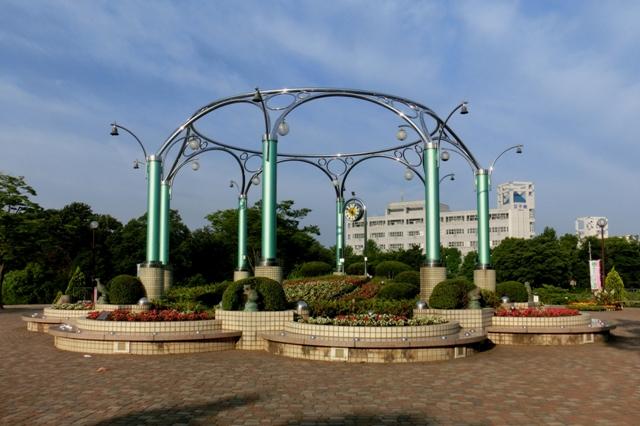 センター広場