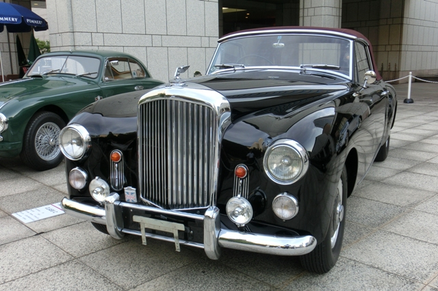 Bentley R Type d.h.c.